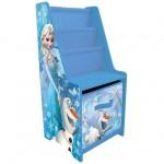 Table de nuit bibliothèque : La Reine des Neiges (Frozen)