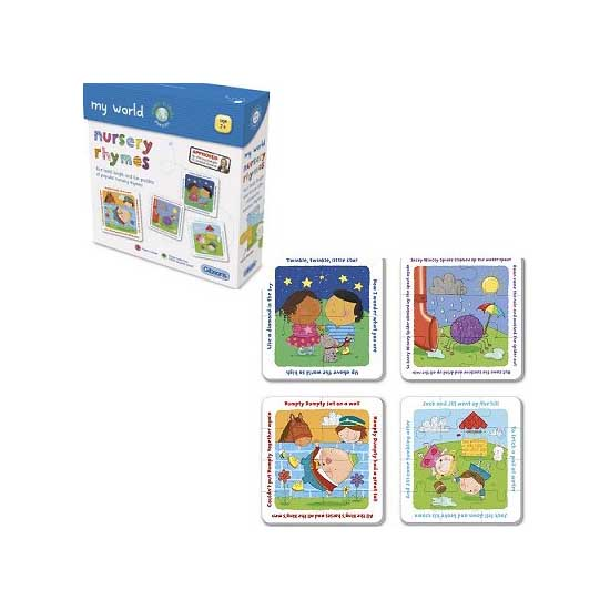4 puzzles - Avec ses amis - Gibsons-G1003