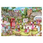 Puzzle 100 pièces XXL : Debbie Cook : Fête de l'été