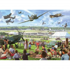 Puzzle 1000 pièces : Airshow