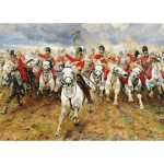 Puzzle 1000 pièces : Bataille de Waterloo