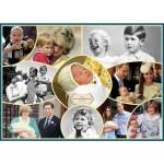 Puzzle 1000 pièces : Bébés royaux