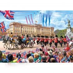 Puzzle 1000 pièces : Buckingham Palace
