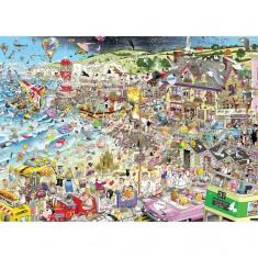 Puzzle 1000 pièces : I Love Summer