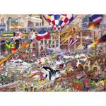 Puzzle 1000 pièces : J'aime les week-end