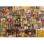 Puzzle 1000 pièces : Les marques qui ont fait l'Angleterre