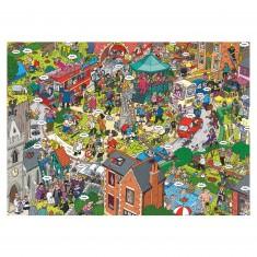 Puzzle 1000 pièces : Martin Berry : Oops! Dans la rue