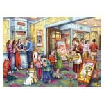 Puzzle 1000 pièces : Tony Ryan : Au cinéma