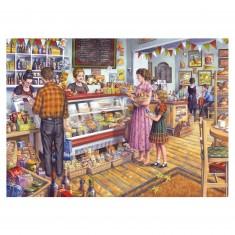 Puzzle 1000 pièces : Tony Ryan : L'épicerie