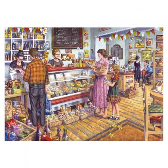 Puzzle 1000 pièces : Tony Ryan : L'épicerie - Gibsons-G6186