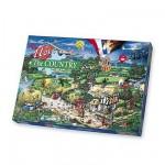 Puzzle 1000 pièces - J'aime la campagne