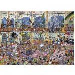 Puzzle 1000 pièces - J'aime les animaux