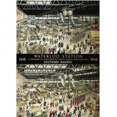 Puzzle 1000 pièces - La gare de Waterloo, Londres