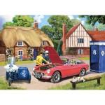 Puzzle 2 x 500 pièces : Les rois de la route