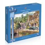 Puzzle 210 pièces : Mini puzzle : Dans le village