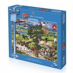 Puzzle 210 pièces : Mini puzzle : I love the country