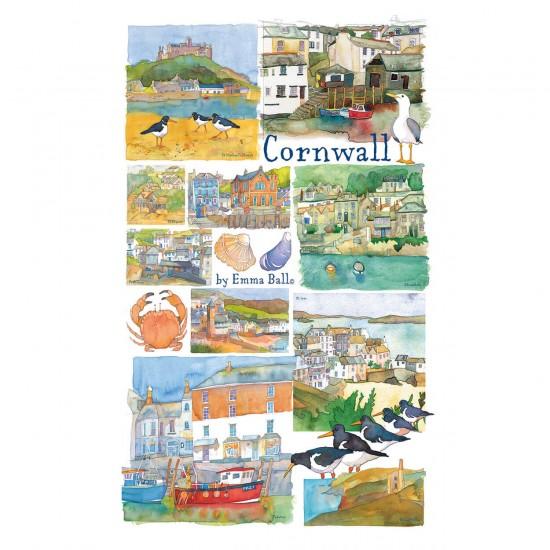 Puzzle 250 pièces : Emma Ball : Cornouailles - Gibsons-G2510