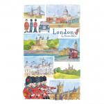 Puzzle 250 pièces : Emma Ball : Londres