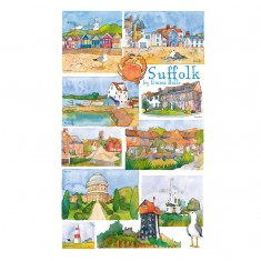 Puzzle 250 pièces : Emma Ball : Suffolk