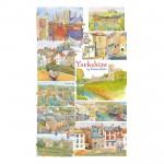 Puzzle 250 pièces : Emma Ball : Yorkshire