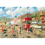 Puzzle 250 pièces XXL : Prendre le tram