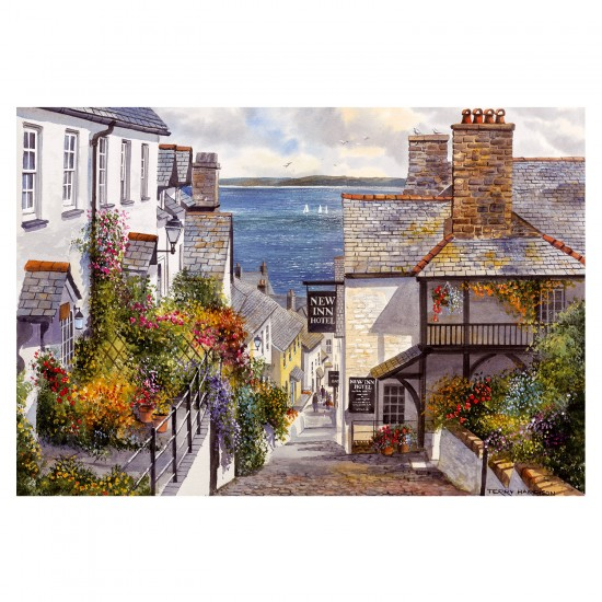Puzzle 500 pièces : Clovelly - Gibsons-G3407
