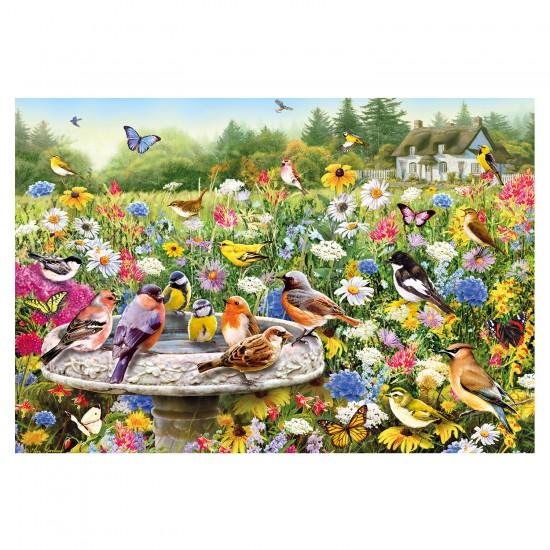 Puzzle 500 pièces : Greg Giordano : Le jardin secret - Gibsons-G3406