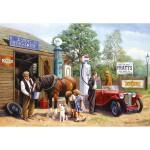 Puzzle 500 pièces : Pouvoir du cheval