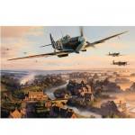 Puzzle 500 pièces - Pilotes de légende