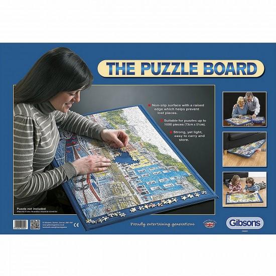 Tapis de puzzle 1000 pièces - Gibsons-G9000