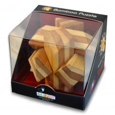Casse-tête en bois Bamboo : Entrelacs