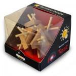 Casse-tête en bois Bamboo : Triangle