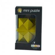 Casse-tête en bois Mini puzzle : Jaune
