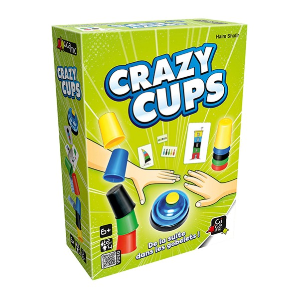 Crazy Cups - Gigamic-AMHCC