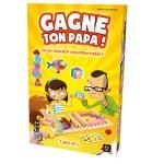 Gagne ton Papa et le cube Houdini 3 jeux en 1 : 18 pièces