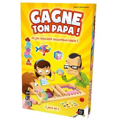 Gagne ton papa et le cube houdini 3 jeux en 1 18 pi ces jeux et jouets gigamic avenue des jeux - Jeux de papa pig ...