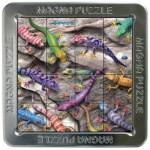Puzzle 3D 16 pièces : Magna Puzzle : Geckos