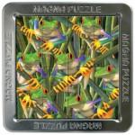 Puzzle 3D 16 pièces : Magna Puzzle : Grenouilles