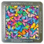 Puzzle 3D 16 pièces : Magna Puzzle : Papillons
