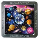 Puzzle 3D 16 pièces : Magna Puzzle : Planètes
