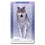 Puzzle 3D 32 pièces : Magna Puzzle Portrait : Loups