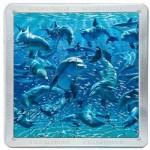 Puzzle 3D 64 pièces : Magna Puzzle : Dauphins
