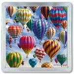 Puzzle 3D 64 pièces : Magna Puzzle : Montgolfières