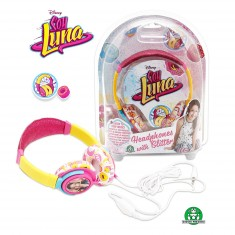 Casque audio à paillettes Soy Luna
