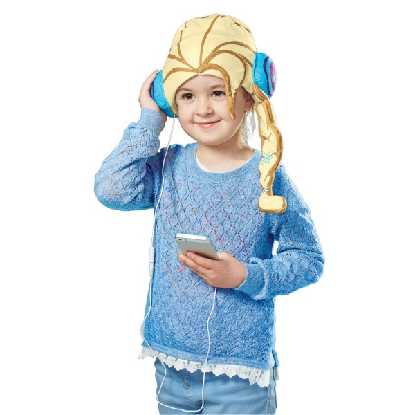 Casque-bonnet audio Cool Music : La Reine des Neiges (Frozen) - Giochi-HEC002