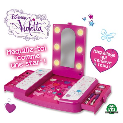 coffret maquillage violetta giochi preziosi magasin de jouets pour enfants. Black Bedroom Furniture Sets. Home Design Ideas