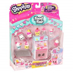 Coffret Shopkins Série 3 : Cool & Creamy Collection