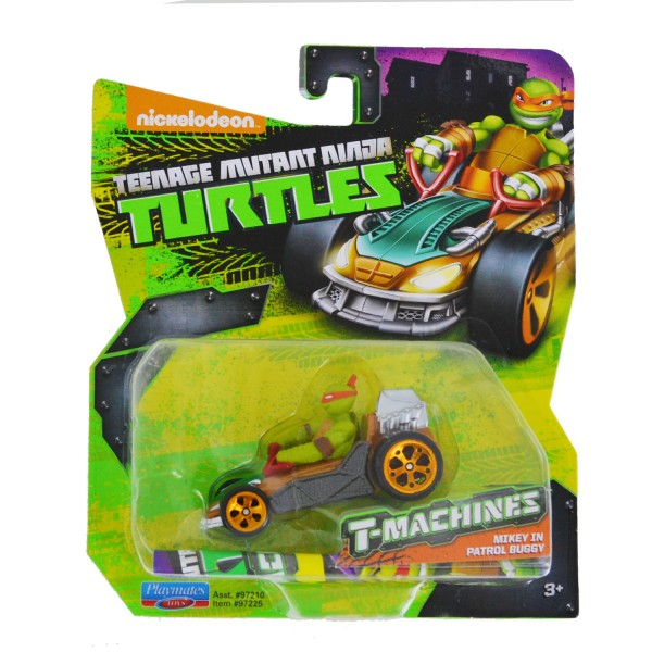 Figurine v hicule tortues ninja t machines mickey in - Vehicule tortue ninja ...
