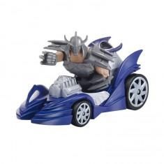 Figurine + Véhicule Tortues Ninja T-Machines : Shredder in Shreddermobile