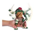 Figurine deluxe articulée à fonction Tortues Ninja : Raphaël